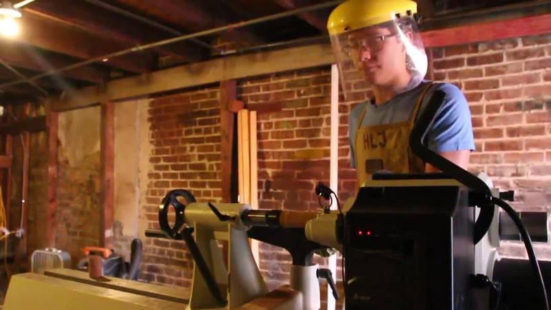 Teenage entrepreneur from Gilmer starts woodworking business