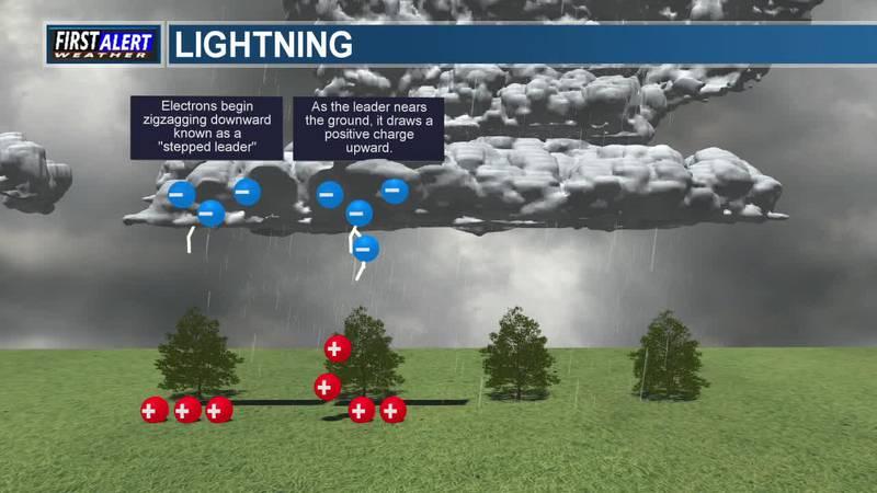 METEOROLOGY MINUTE: Anatomy of lightning