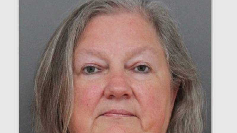 Peggy Cornelius, who worked for a county judge, has been arrested.