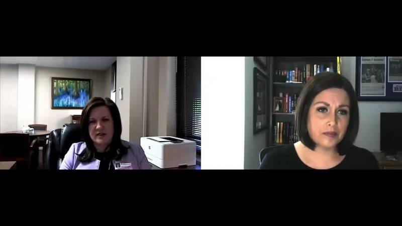 Jennifer Kielman spoke with Shelly Welch, the Chief Nursing Officer at CHRISTUS Mother Frances...