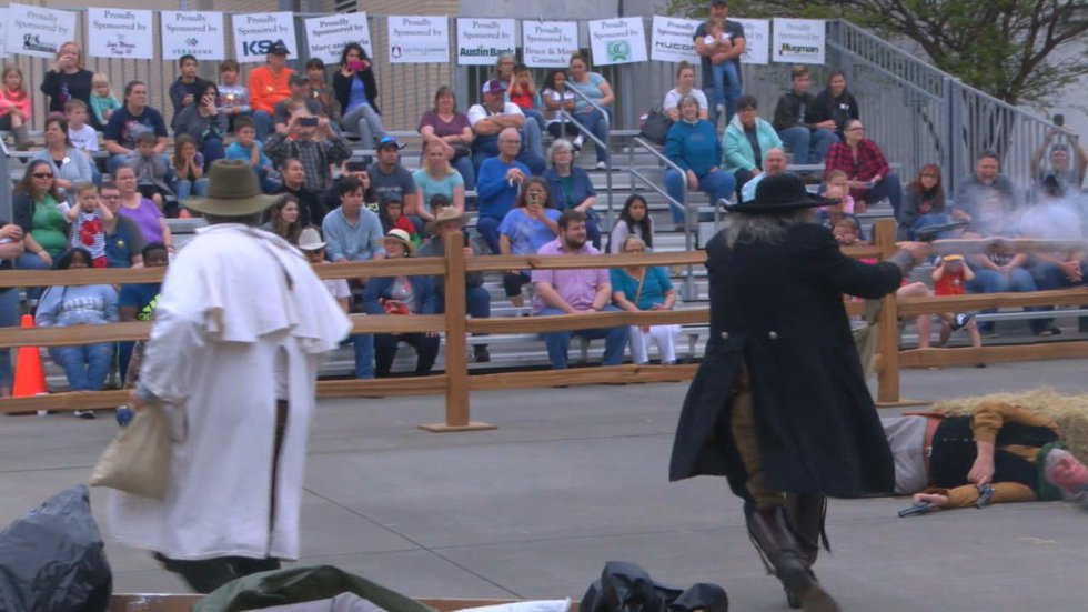 MARK IN TEXAS HISTORY: Dalton Days in Longview
