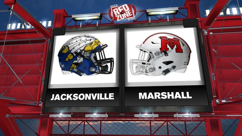 Week 6 GOTW - Jacksonville @ Marshall