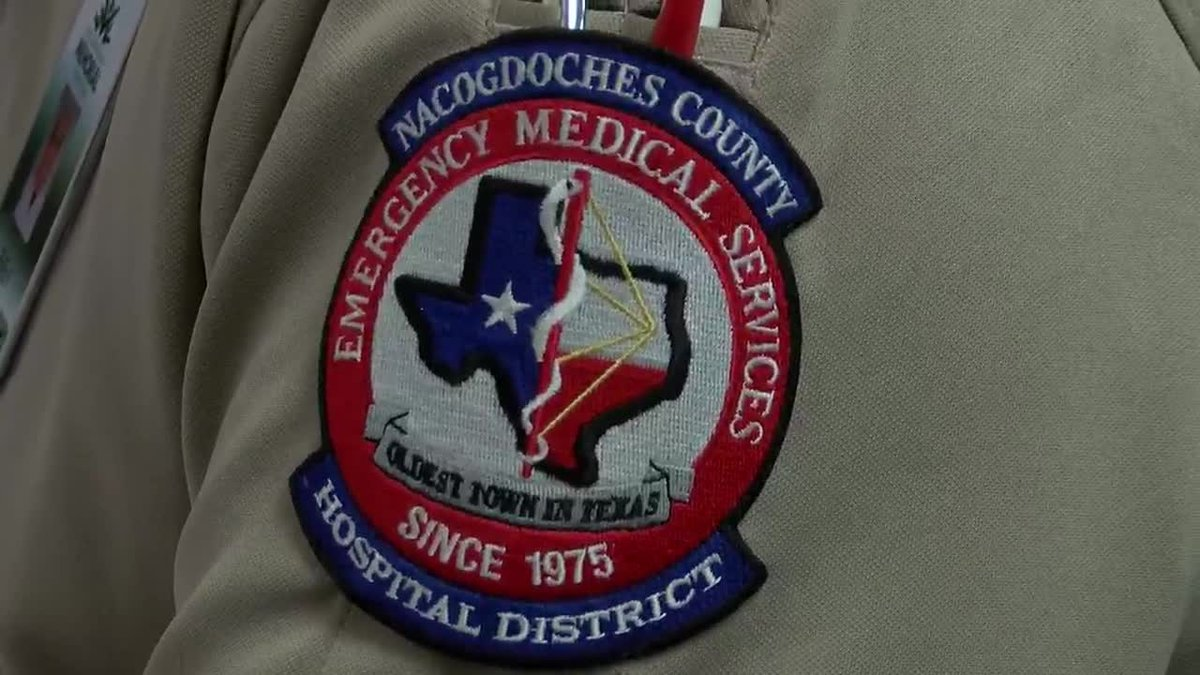 WebXtra: Nacogdoches County plans upgrade to emergency medical services