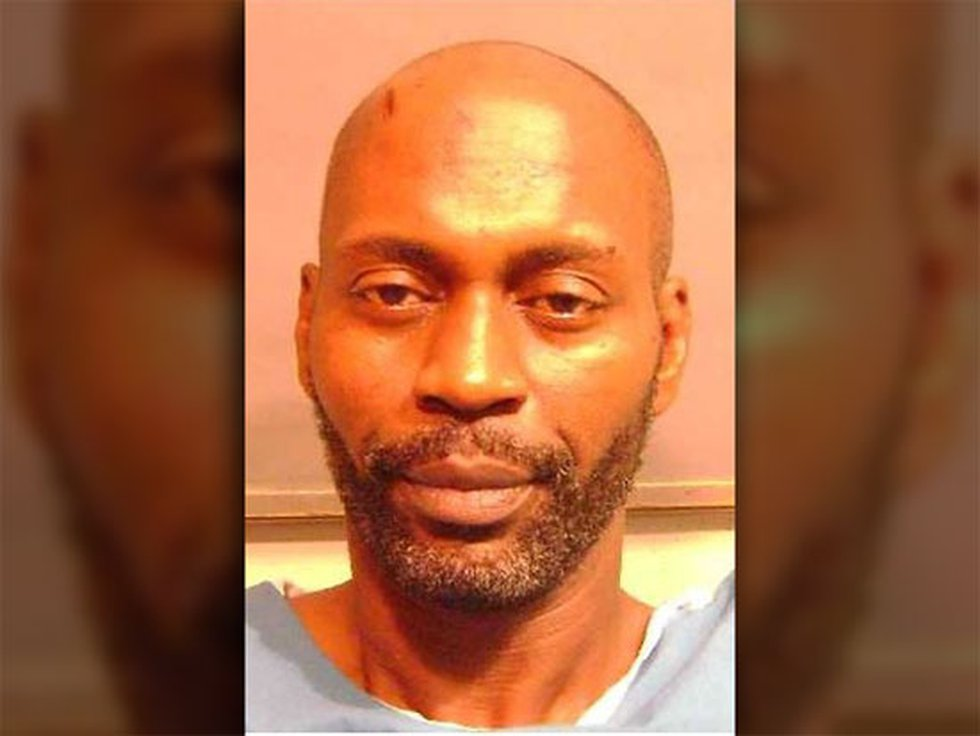 Pictured is Gregory Newson, the suspect in the shooting death of Panola County Sheriff's Deputy...