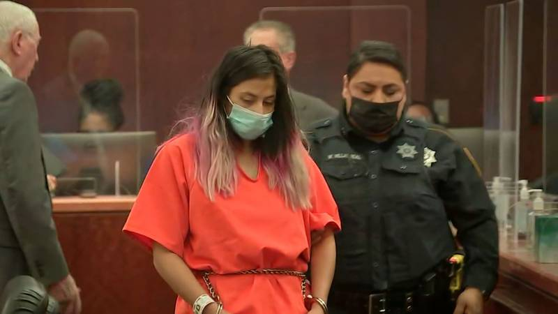 Theresa Raye Balboa appeared in court Monday. She has been charged with tampering with...