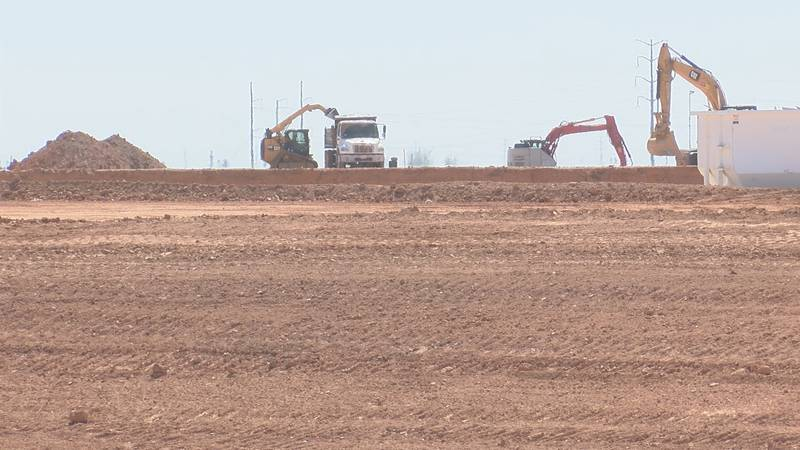 The new 1 million square foot Amazon warehouse is officially coming to Amarillo early next year...