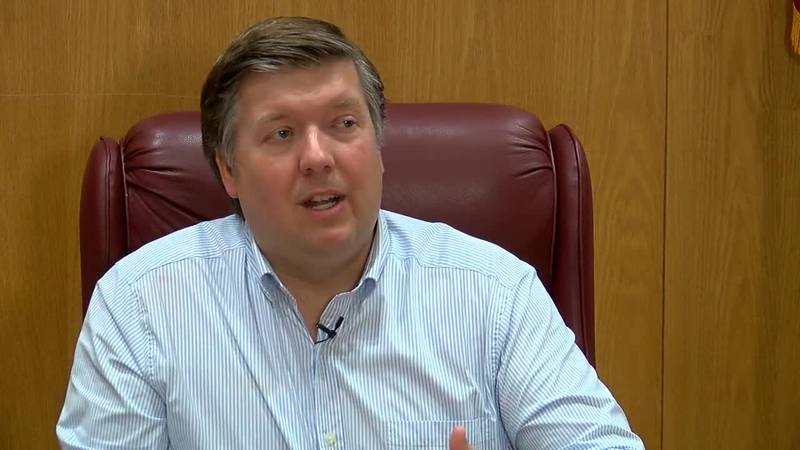 Jeremy Thomas sat down with Lufkin's new mayor, Mark Hicks, about what residents hope to see...