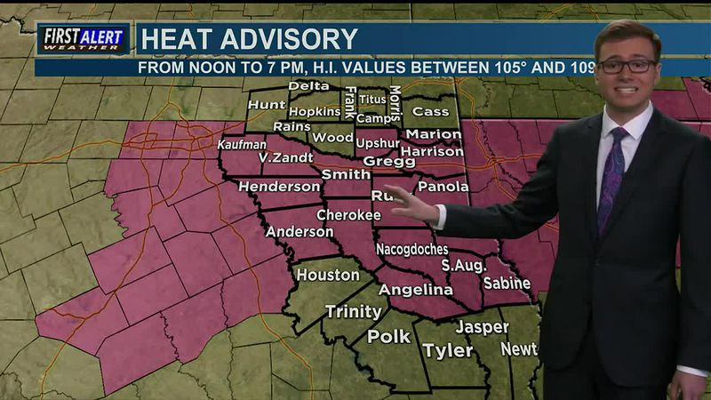 Monday Weather At Your Fingertips 6-14-21