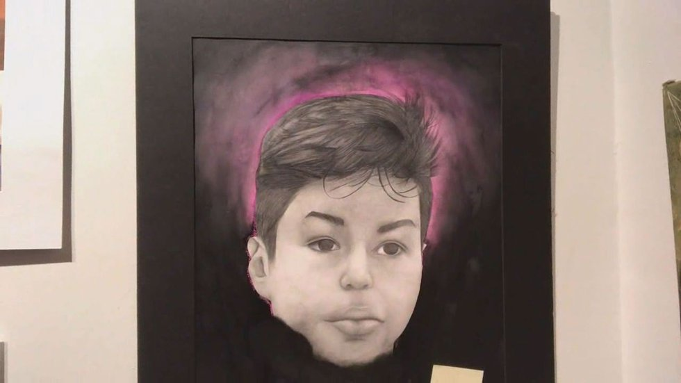 Works of art from hundreds of East Texas students are on display in Longview this month. (Jamey...