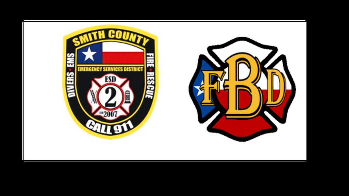 Smith County, Bullard VFD receive new fire engine