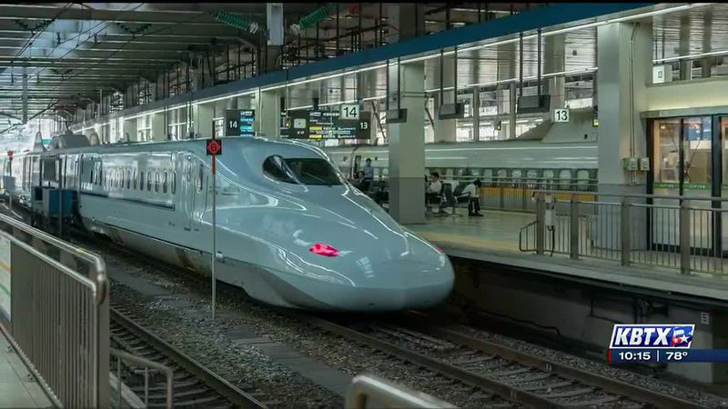 Texas Central says path is clear to develop high-speed rail after COTX decision