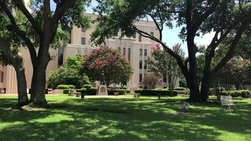 Gregg County courthouse.