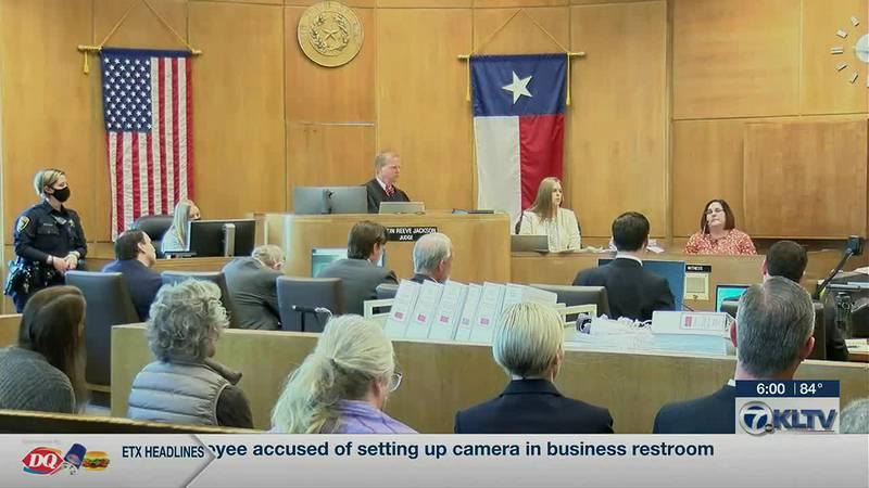 William Davis Sentencing Day 2