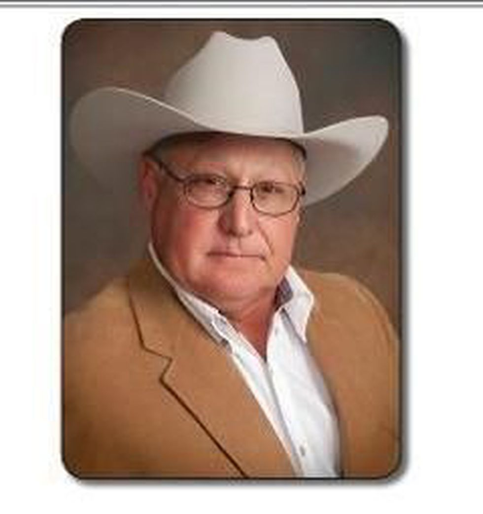Cass Co. Sheriff Larry Rowe (Source: Facebook)