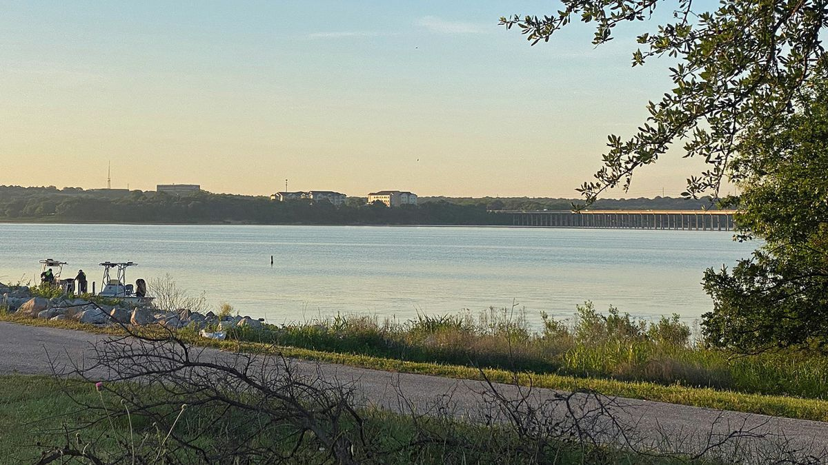 The body of a 23-year-old man who drowned in Lake Waco was recovered Friday. (Source KWTX Staff)