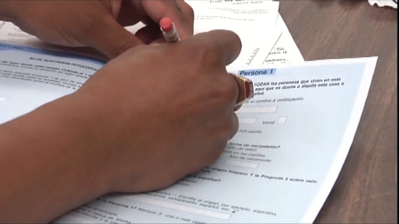 We're just a little over a month away from 2020 census count. Now, officials are pushing for...