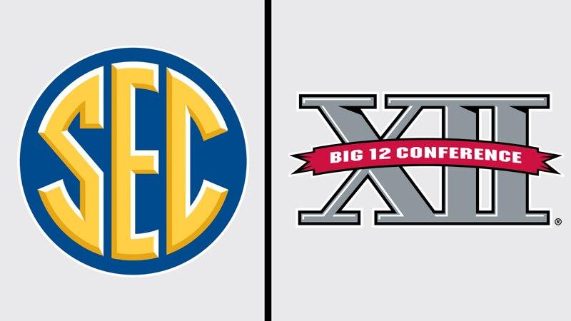 SEC and Big 12
