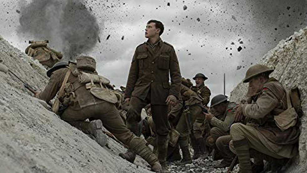 1917 Directed by Sam Mendes