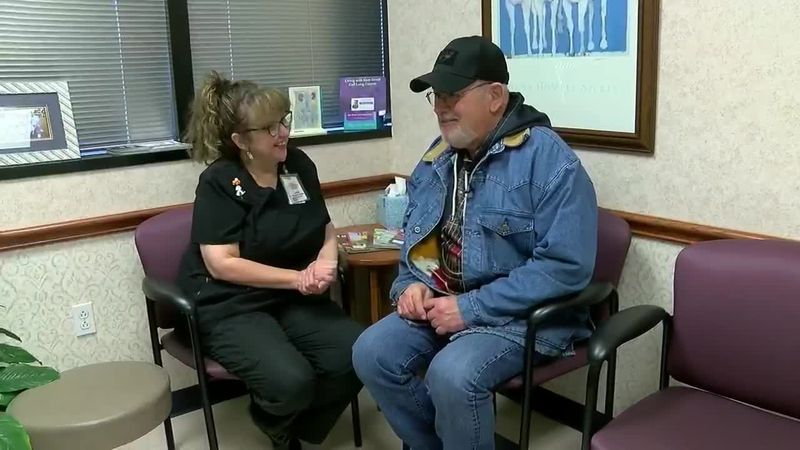 Power of Prayer: Rick Garrett's ministry to cancer patients