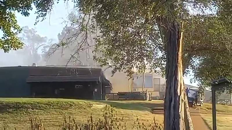 The Longview Fire Department tweeted Thursday morning that they were at the scene of a working...