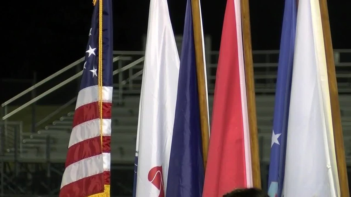 On Saturday, the Lufkin High School Panther Band hosted their annual Veteran's Day event and...