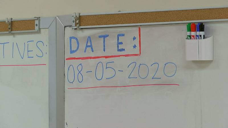 Classes began at Henderson ISD on August 5.