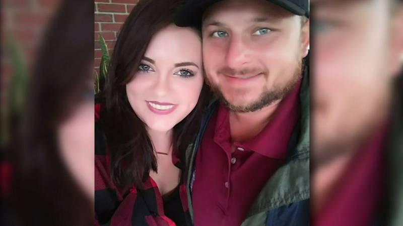 Tiffany Devereaux lost her 35-year-old fiancé, Britt McCall, to COVID-19 within days of the...