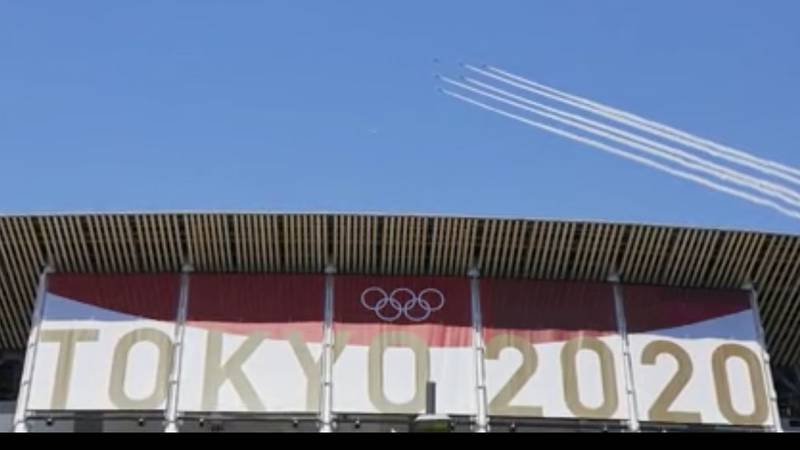 We are seeing a new factor dominating the Olympic headlines taking place in Tokyo, Japan.