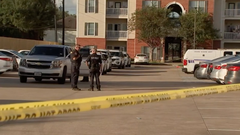 The death of a child whose skeletal remains were found inside a Houston-area apartment has been...